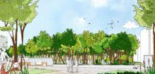 un parc plus grand pour une meilleure qualité de vie en ville
