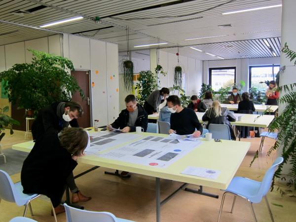 Atelier participatif en octobre 2020