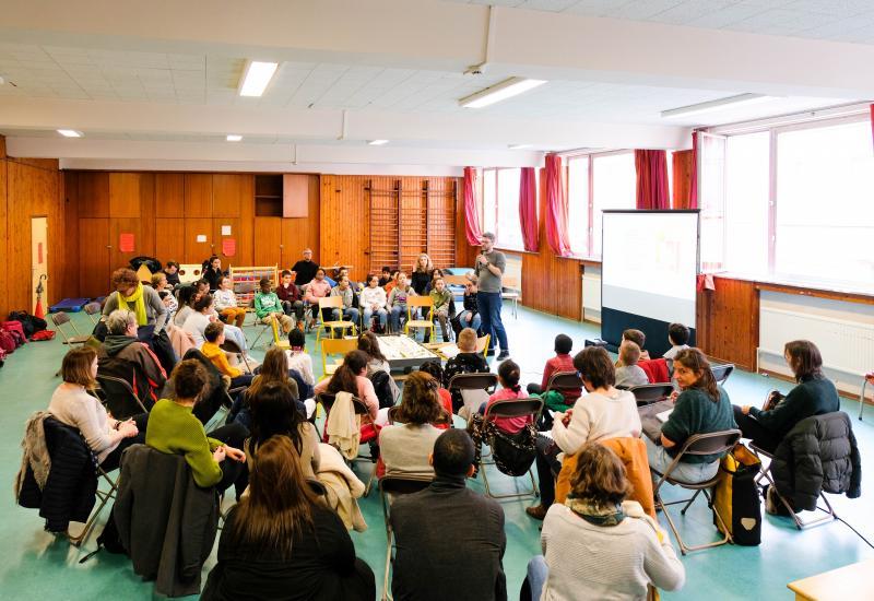 Forum de discussion - École Ulenspiegel – Saint-Gilles