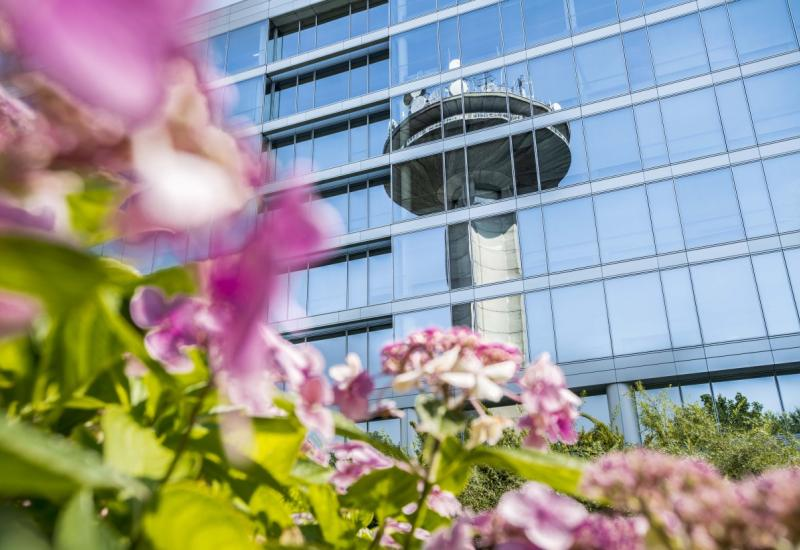 Tour Reyers : RTBF & VRT, Schaerbeek
