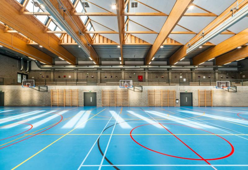 Salle Van Oost à Schaerbeek